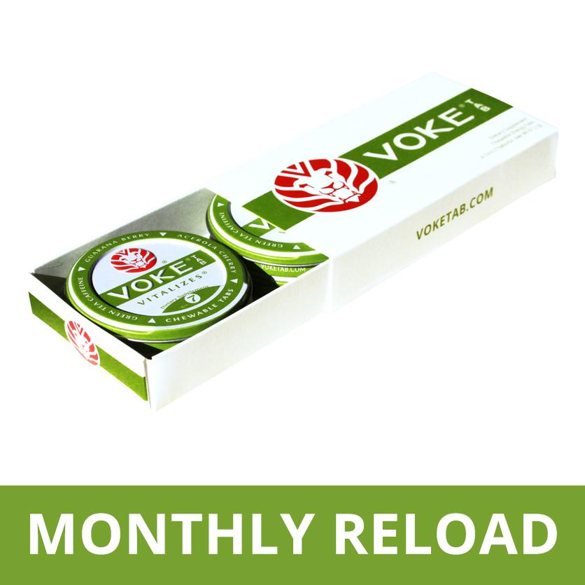 Voke-A-Day Reload - Free Shipping!