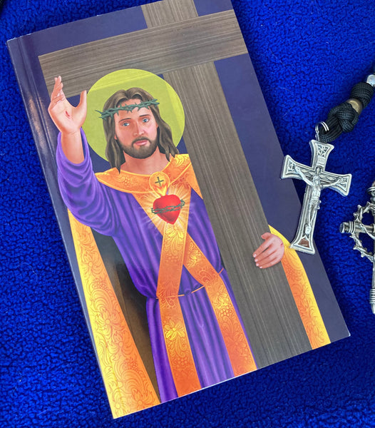 Jesus Tree According to JOHN: PRINTED BOOKLET ONLY: Lenten Devotional for the Family