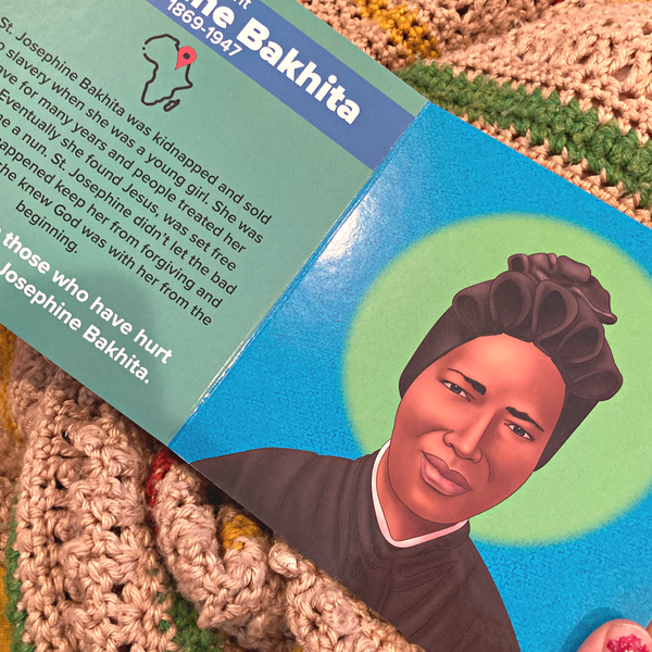 Great Black Catholics: Saints Like Me Board Book