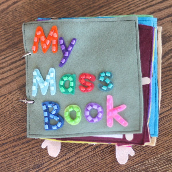 Mass Quiet Book Pattern