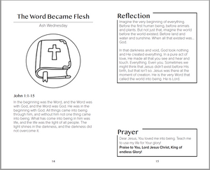 Jesus Tree (JOHN) DIGITAL BOOKLET and Bundle