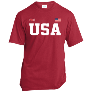 USA100 Port & Co. Made in the USA Unisex T-Shirt