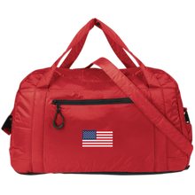 USA FLAG DAY TRIPPER Intuition GYM Bag