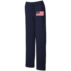 USA 2108 CLASSIC AMERICAN Sport-Tek Ladies' Open Bottom Sweats