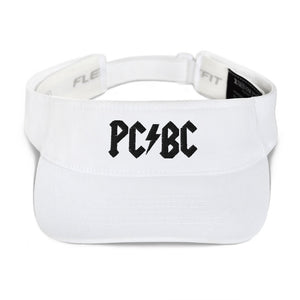 PC⚡ BC LOCALS classic fit embroider visor