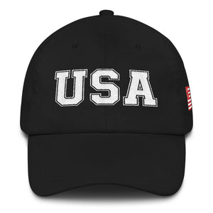 TEAM Park City USA 2030 🏂 CLASSIC USA Dad Hat