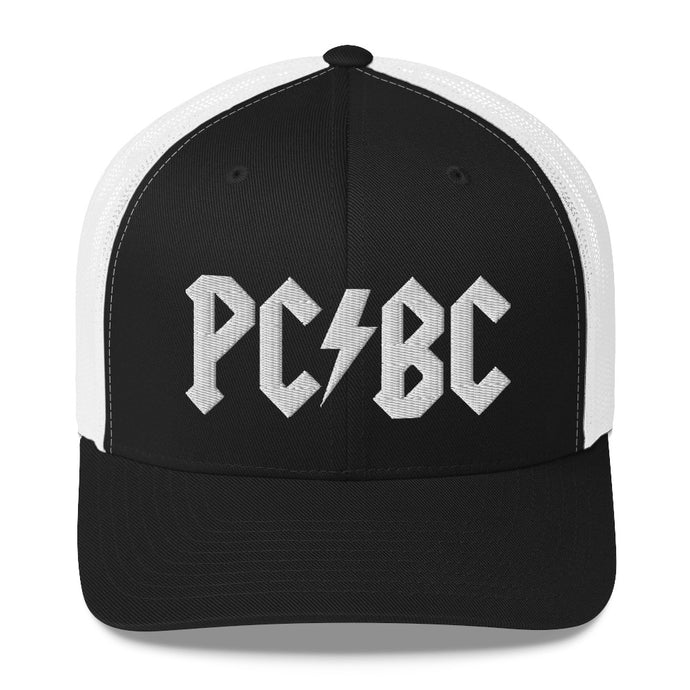 PC⚡BC LOCALS classic fit embroider Muther Trucker unisex Cap