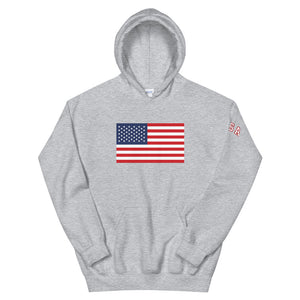 TEAM Park City USA 🎿 2030 Unisex Hoodie