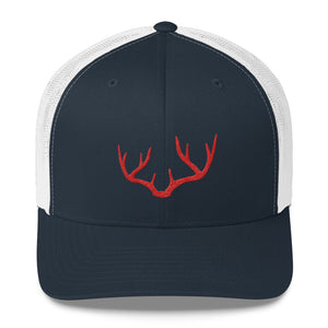 BUCK WILD 🦌 Park City Trucker Cap