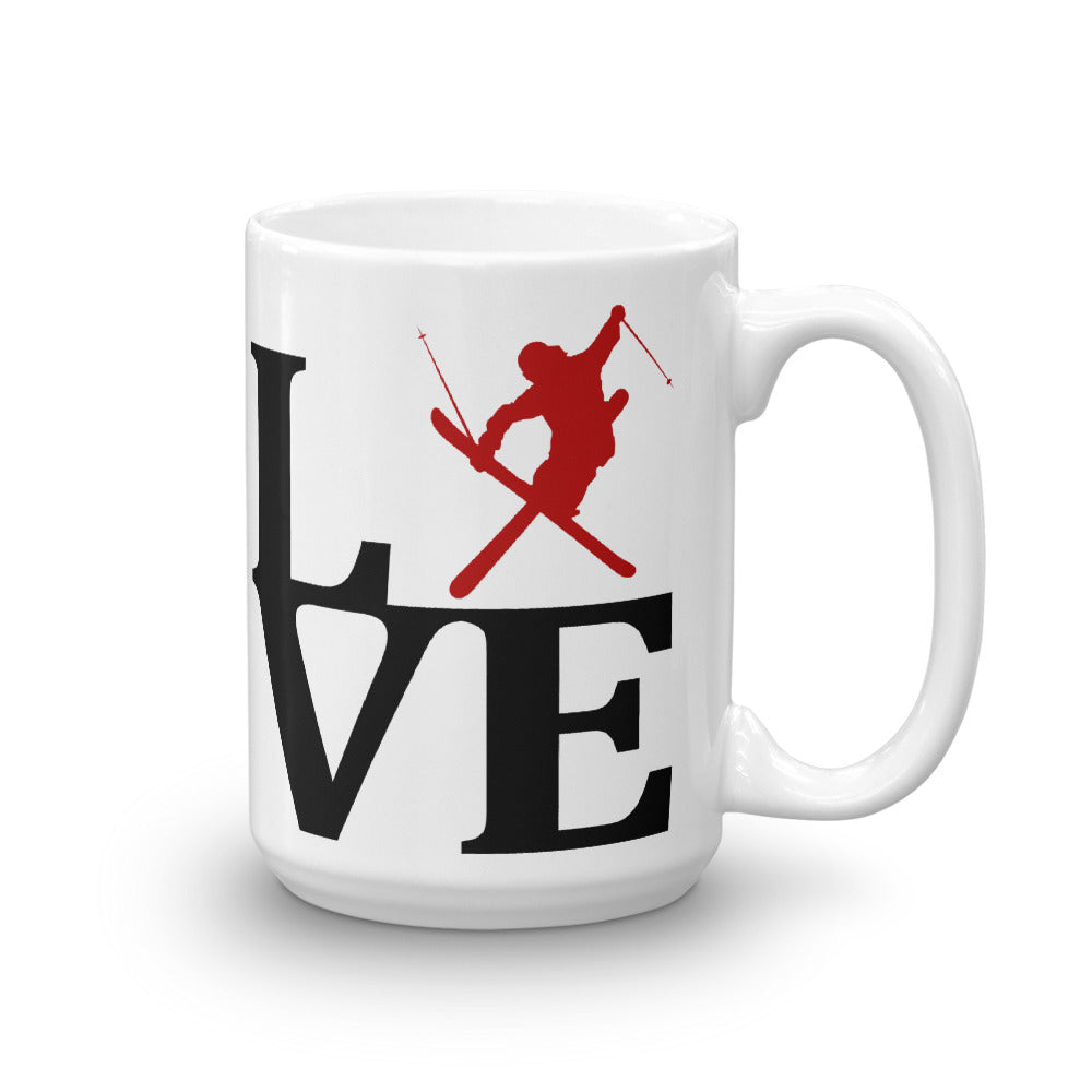 LOVE FREESKIING -  WORLD