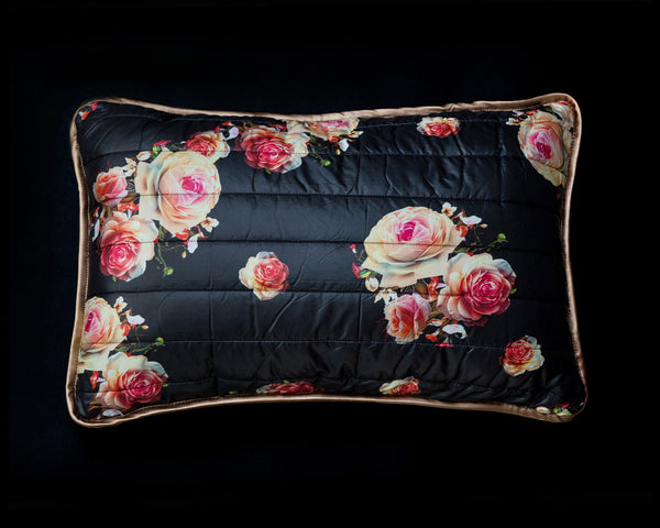 Rock 'n Roses Pillow - SOLD OUT