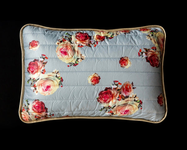 Rock 'n Roses Pillow