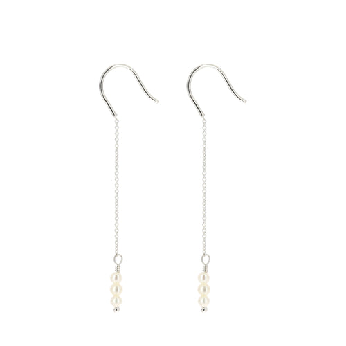 Aurore Havenne Halo Callianeira Earrings bijou minimalist jewel
