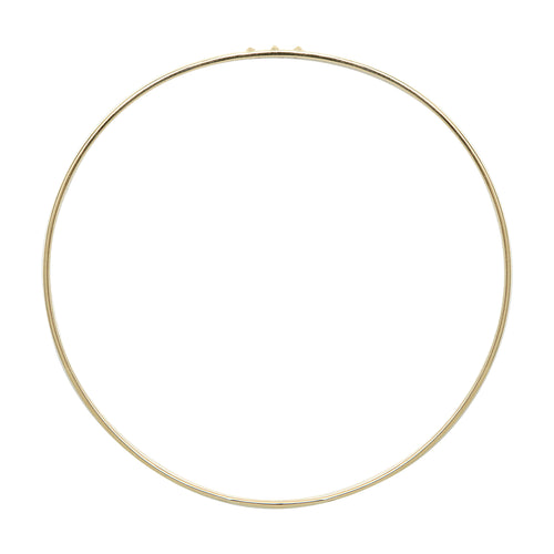 Aurore Havenne Inside out Gold and Diamond Bracelet minimalist jewellery bijou fin