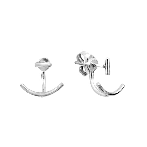 Silver Milla Earrings