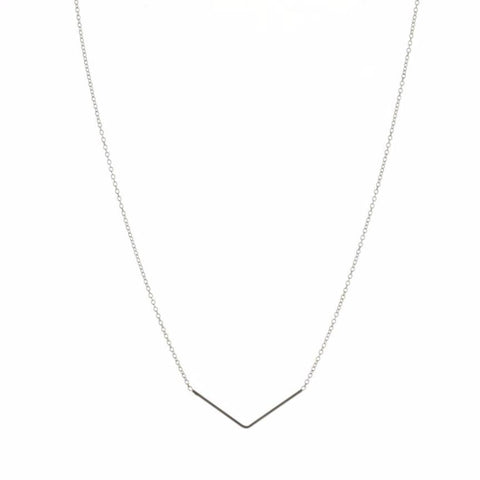 Collier Unity Triangle Vermeil