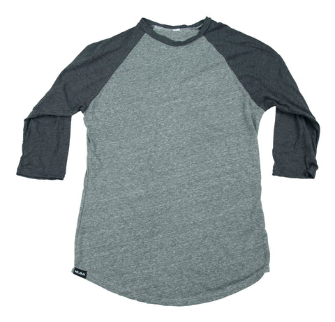 MEN'S HEATHER GRAY WITH RED DEDICATED T-SHIRT