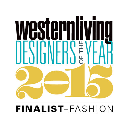 Western Living Designer of the Year 2015