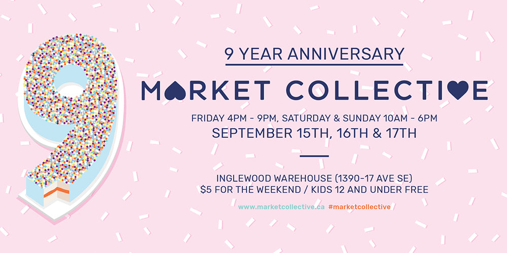 Market Collective 9 Year Anniversary!