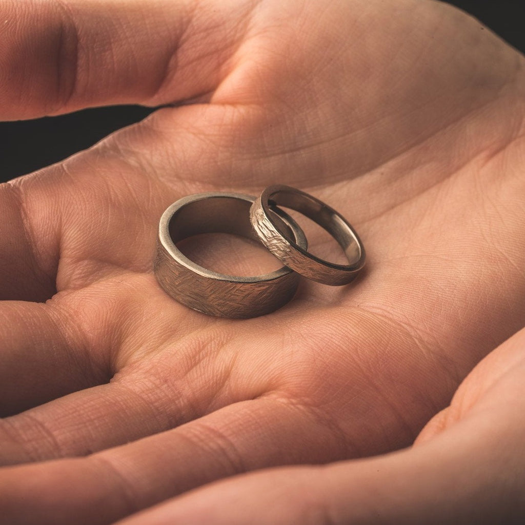 Talus Wedding Bands