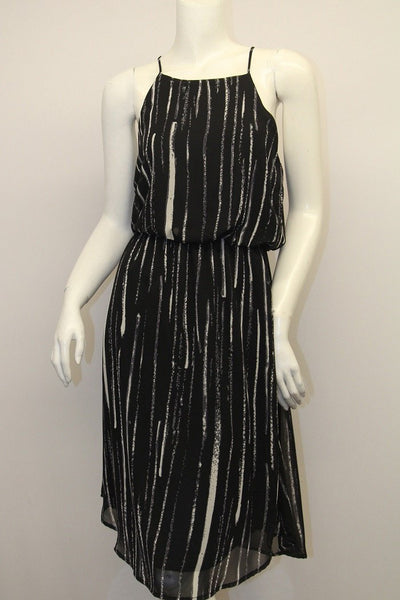 Striped Night Dress