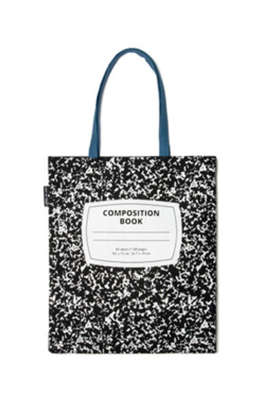 Tote Bag Composition Print