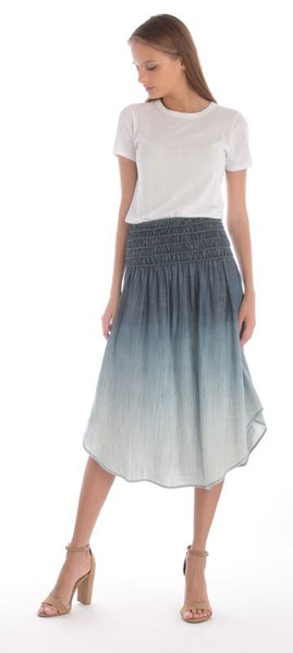 Ombre Skirts