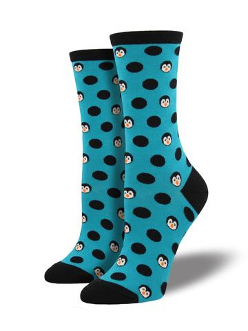 Penguinka Dot Hosiery