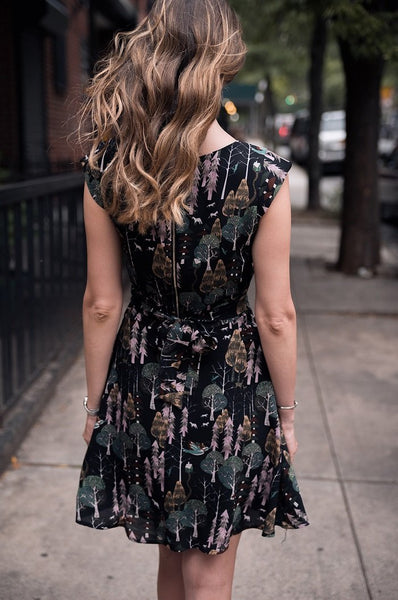 Tropical Forest Dress