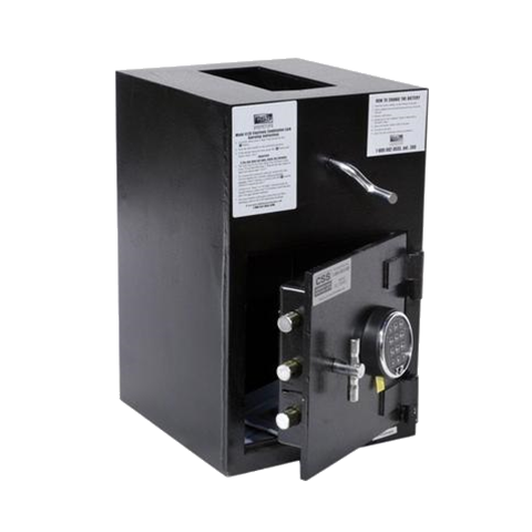 B Rate Safes with Rotary Hopper
