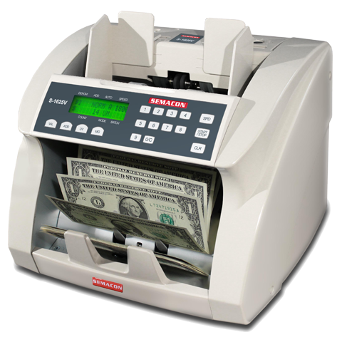 Premium Cash Counter Plus