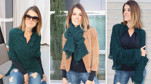 Multi Style Scarf