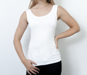 Top With Wide Straps