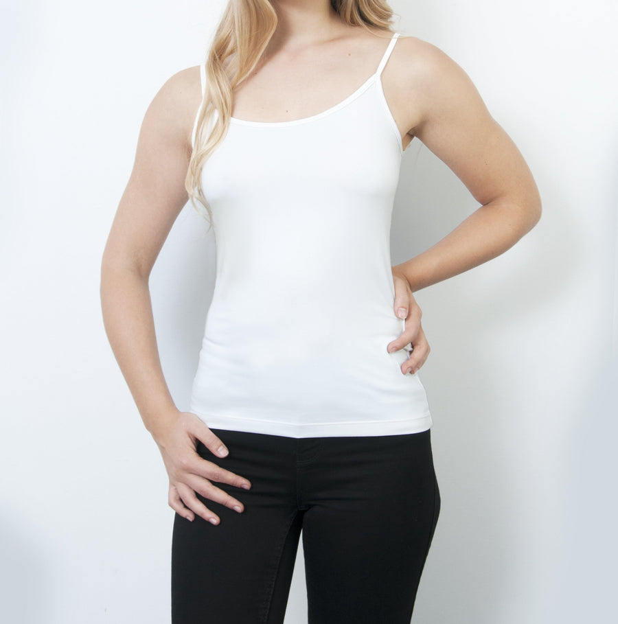 Strap Top With Adjustable Straps