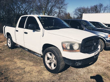 Load image into Gallery viewer, 2007 DODGE RAM 1500 ST RWD V8 WHITE