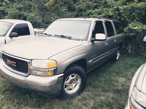 2003 GMC YUKON XL 1500 4X4 V8 TAN (3RD ROW)