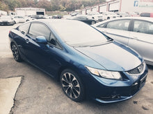 Load image into Gallery viewer, 2013 HONDA CIVIC SI FWD 4 CYL BLUE