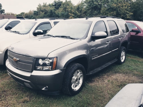 2007 CHEVY TAHOE 1500 RWD V8 GREY (3RD ROW)