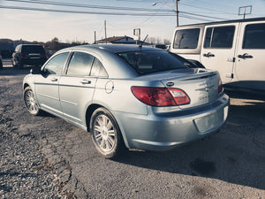 2009 CHRYSLER SEBRING TOURING FWD 4 CYL SKY BLUE