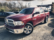 Load image into Gallery viewer, 2015 DODGE RAM 1500 SLT RWD V8 MAROON
