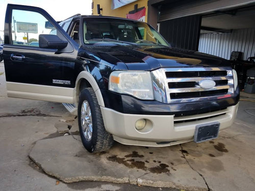 2007 FORD EXPEDITION LE RWD V8 BLACK