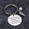 Image of It Is Well Tassel Key Chain