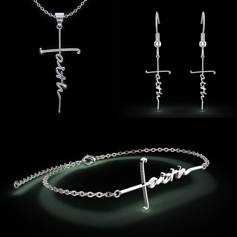 Faith Cross Gift Set