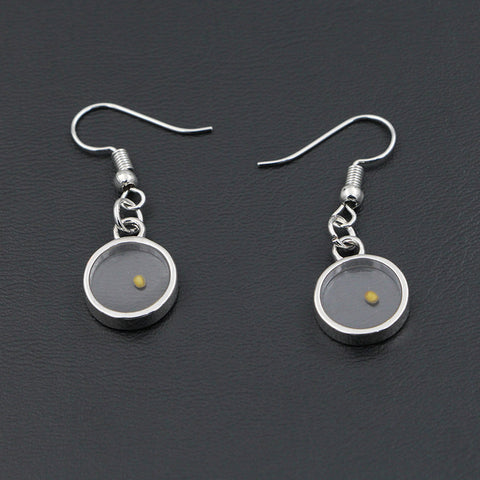 Mustard Seed Earrings