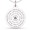 Image of Names of Jesus Necklace