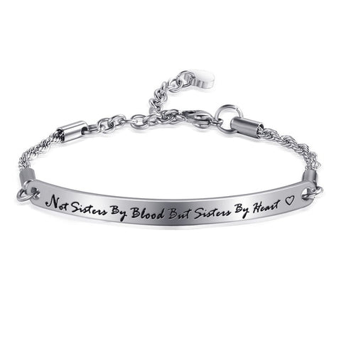 Sisterhood Bracelet w/ Chain