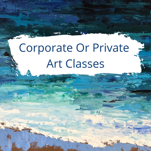 Corporate and Private Art Classes