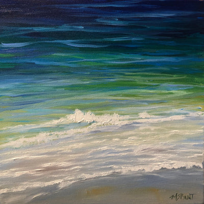 Seascape Painting - 132
