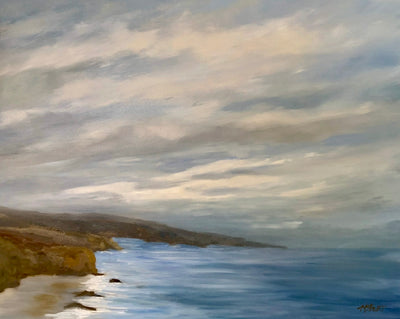 Morning Stillness - Seascape - 148