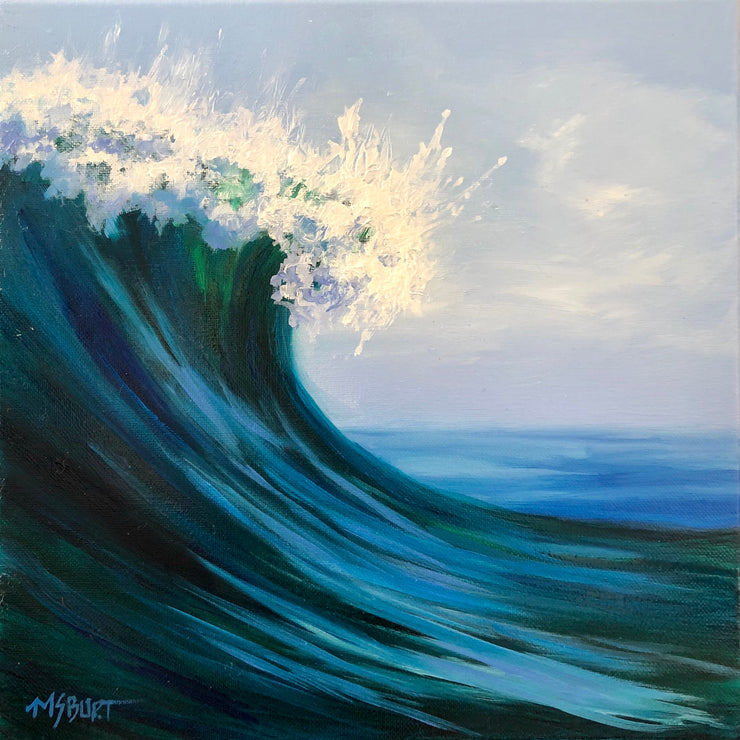 Wave Painting 518